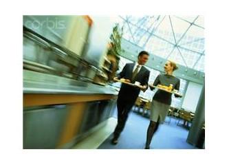 İş yeri için 8 beslenme önerisi