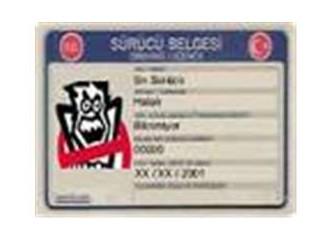 TC kimlik numarası olmayan Sürücü ehliyetinizi değiştirmeyi sakın unutmayın