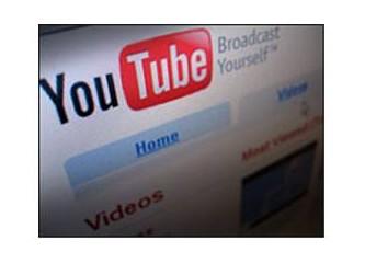 Youtube'da Türk Protestosu