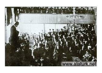 Atatürk'ün meclisi -4-