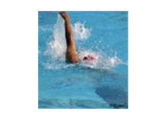 Sırtüstü yüzme tekniği