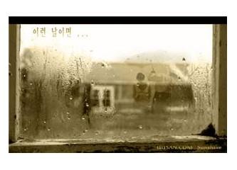 Yağmurun içimde saklı kalan izi...