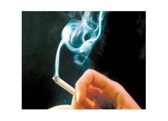 Sigaraya ara verin