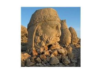 Nemrut Dağında Antik  Şantiye Alanı (Belli Yayla)