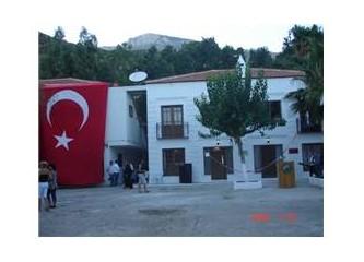 Meandros- Menderes- Güllübahçe (Meandros evinin açılışı)