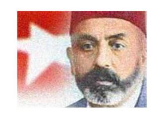 Mehmet Akif'in gençlik ideali