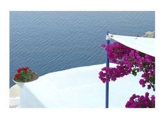 Santorini gezi notları