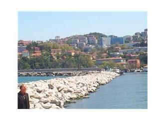 Zonguldak limanında bir kaç saat.