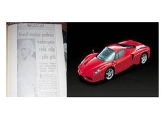 Rektörlüğü bırakan... , Ferrari' sini satan...