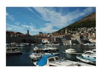 Lavanta kokulu Dubrovnik ve otobüs notları