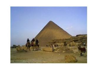 Mısır gezisinden yeni geldim...