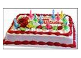 Kutlamaların en acımasızı, yani doğum günüm