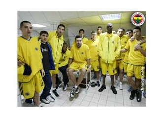 Şampiyon Fenerbahçe Ülker!