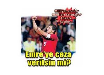 """Emre Belözoğlu: """"Yıldız"""" mı, """"gaz"""" lambası mı?"""