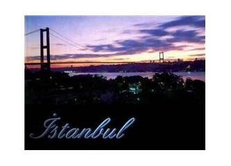 İstanbul demek kasım demek, kasım demek İstanbul demek!