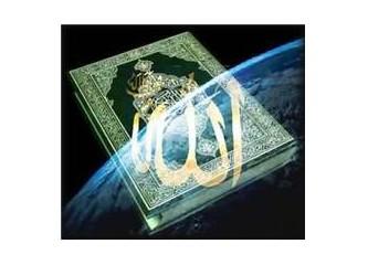 Kur'an'da Allah'ın  anlatıldığı ayetler
