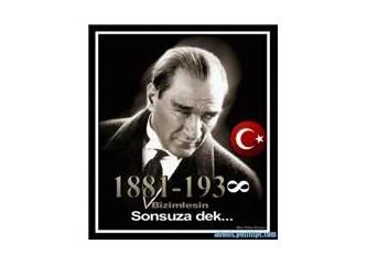 Dünyanın 1 numaralı lideri Mustafa Kemal Atatürk