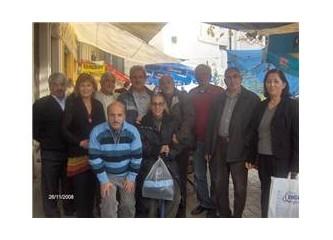 Milliyet blog yazarlarıyla İzmir' de buluşmak...