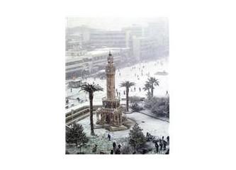 İzmir üşüdü
