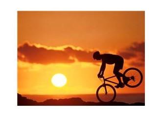 Rüzgâr kanatlı bisikletim