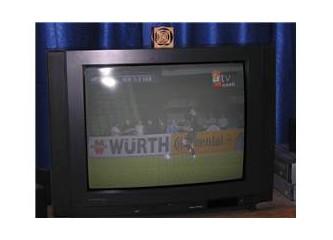 Televizyonda maç işkencesi!