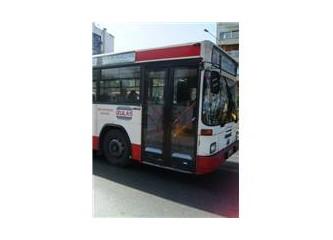Belediye otobüsünde cep telefonu yasağı yargıya taşındı