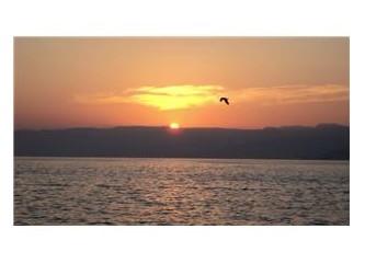 Ürdün hatıraları - Kızıldeniz ve Akabe Limani