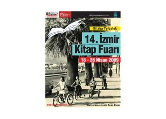İzmir kitap fuarında buluşalım