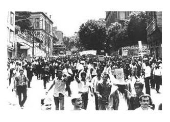 15-16 Haziran işci sınıfının direnişi