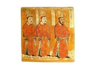 Türk mitolojisi, tanınmış destanlar ve Kurt sembolü