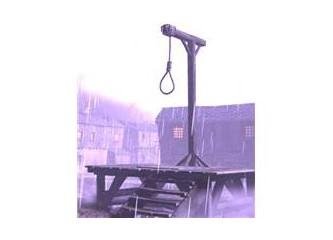 İdam cezası Kur'an'da farz kılınıyor