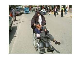 Onlar engelli, ya bizler ?