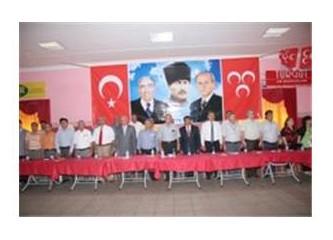 Mersin, MHP'de kongre süreci başladı