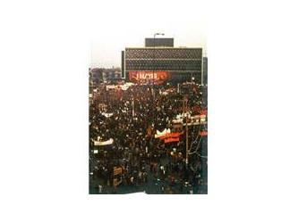 Yakın tarihimizin utanç veren olayları: Kanlı 1 Mayıs, 1977