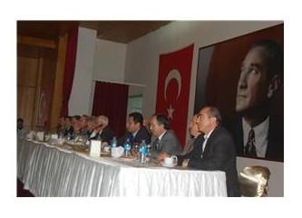Mersin Üniversitesi ve Milli Eğitim Müdürlüğü Topluma Hizmet Uygulamaları Çalıştayı yaptılar.