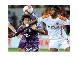 Galatasaray Kayserispor maç analizi