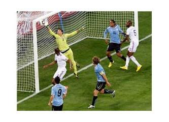 Fransa 0-0 Uruguay