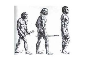 İnsan yürüdüğü kadardır