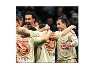 Galatasaray, Kendi  Stadında Tarihe Geçti