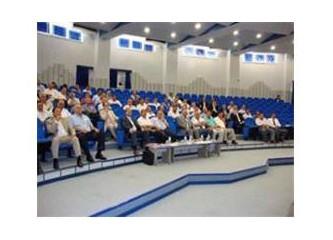 Mersin Tarsus Organize Sanayi Bölgesi VI. Genel Kurulu yapıldı..