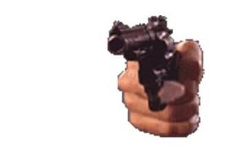 Keşke benim de bir silahım olsa!
