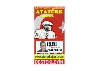 Cumhuriyet ve Atatürk draması