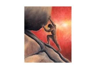 Mitolojide Sisyphus'un(Sisifos) Hikâyesi