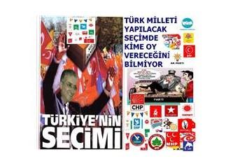 Türkiye'nin siyaseten tükenişini yeni yüzler önleyebilir mi..?
