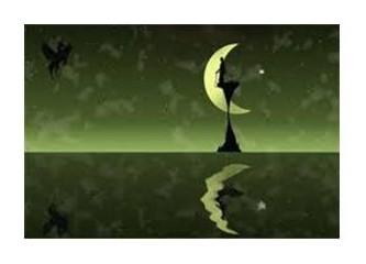 Bir rüya gördüm: ''Ölüm ve Rumi ve Ben''