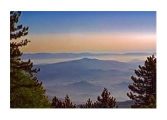 Samanlı Dağı