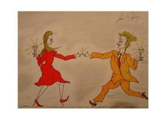 Aşkta elektrik almak, alamamak..