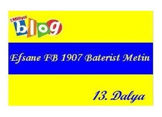 Dalya 13 - Blog 1301