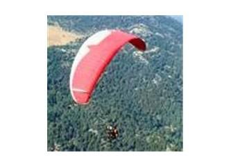Mersin THK,Yamaş Paraşütü Kursu verecek...