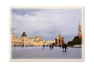 Dünyadan... Gezi.. Moskova